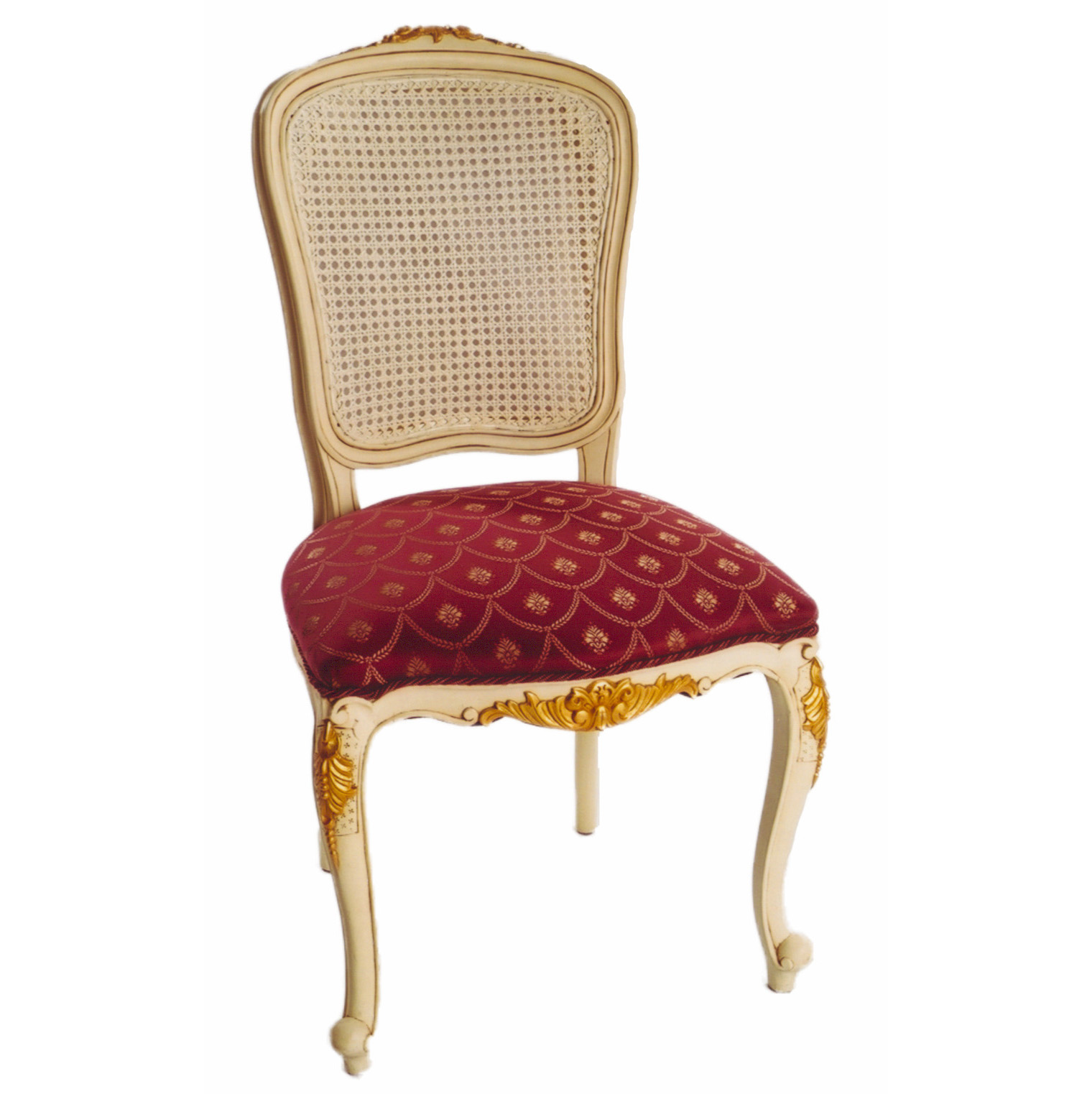Picture of: Ch 606 Louis Rose Cvd Rattan Chair Mahogany By Hand